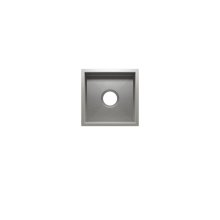 "UrbanEdge® 003608 - undermount stainless steel Bar sink , 12"" × 12"" × 7"""