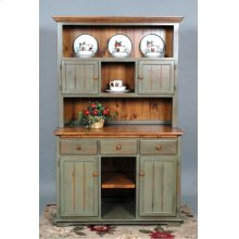 """#315 West Chester Hutch 48""""wx24.5""""dx78.5""""h"""