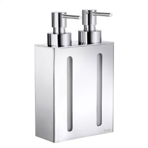 Soap Dispenser with 2 containers Product Image
