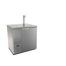 Direct draw beer coolers