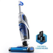 ONEPWR FloorMate JET Cordless Hard Floor Cleaner - Two Battery Kit
