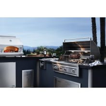 Napoli Outdoor Oven conversion - NG to LP
