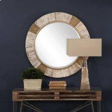 Reuben Round Mirror