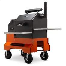 The YS480s Competition Pellet Grill