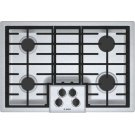 500 Series Gas Cooktop 30'' Stainless steel NGM5056UC Product Image