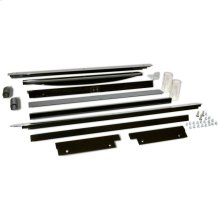 18 in. 50# Ice Maker Trim Kit - Black - Other