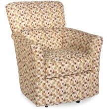 Hickorycraft Swivel Chair (005210SC)