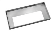 """Heritage 36"""" Integrated Hood Liner, in Stainless Steel for use with RNIVS1"""