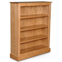 "Classic Short Category III Bookcase, Classic Short Category III Bookcase, 3-Adjustable Shelves, 44""w"