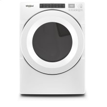 7.4 cu.ft Front Load Long Vent Electric Dryer with Intuitive Controls (OPEN BOX CLOSEOUT)
