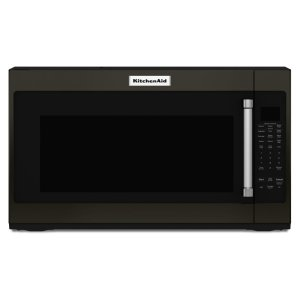 """1000-Watt Microwave with 7 Sensor Functions - 30"""" - Black Stainless Product Image"""