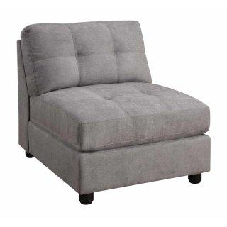 Cruz Modular Armless Chair