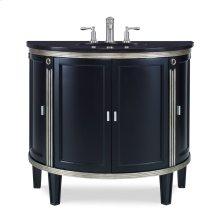 Park Avenue Sink Chest - Black