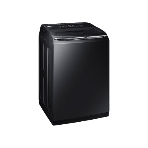5.2 cu. ft. activewash Top Load Washer with Integrated Touch Controls in Black Stainless Steel