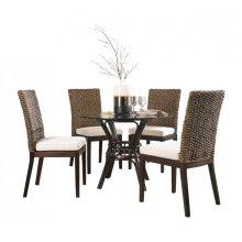Sanibel Dining Set with cushions