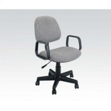 Grey Office Chair W/arm