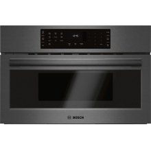 800 Series Speed Oven 30'' Black stainless steel