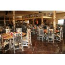 6' Octagon Dining Tables & Chairs Product Image