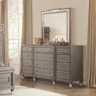 Dara Two - Mirror - Gray Wash Finish Product Image
