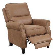 Pressback Chair-brown Badlands Saddle