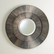 Crimp Mirror-Antique Nickel