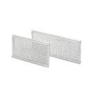 8'' x 3.75'' Aluminum Range Hood Filter, 2 Pack Product Image