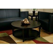 "Merge 36"" Round Coffee Table"