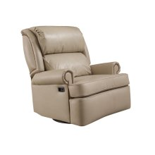 Mathis Heavy Duty Swivel Rocker Recliner w Motor