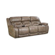 158-37-17  Double Reclining Power Sofa