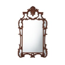 Gallen Mirror - Linden Finish