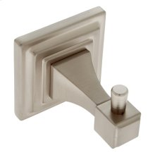 Satin Nickel Gradus Robe Hook