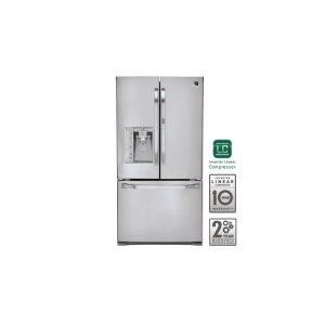 LG STUDIO 24 cu. ft. Door-in-Door® Counter-Depth Refrigerator Product Image