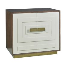 Jasper Two Door Nightstand