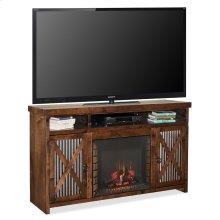 Jackson Hole Fireplace Console