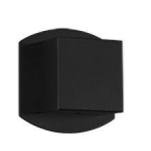 3 Way Diverter SQU + SAFIRE - Black