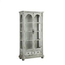 Five Colonies 2-Door, 3-Drawer Display Cabinet