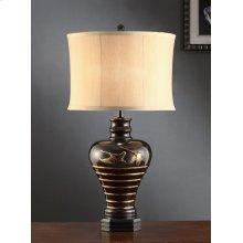 Rising Swans Table Lamp