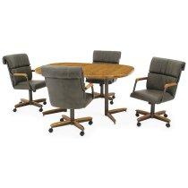 Chair Bucket (chestnut & bronze) Product Image