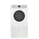 Front Load Electric Dryer with 5 cycles - 8.0 Cu. Ft. Product Image