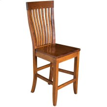 Monterey Counter Chair - Wood Seat