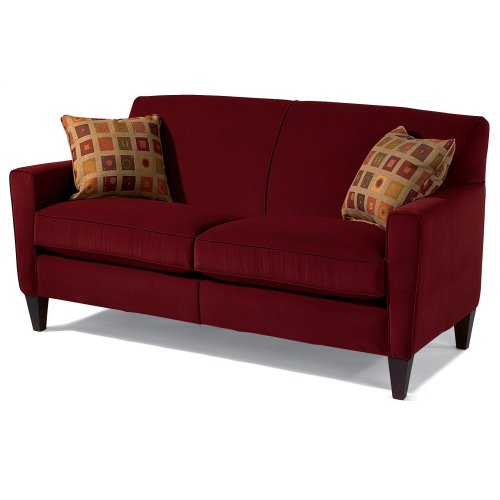 Digby Fabric Two-Cushion Sofa