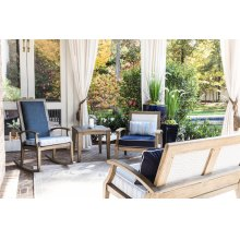 Wildwood High Back Porch Rocker