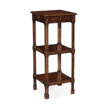 Chippendale gothic three-tier etag re