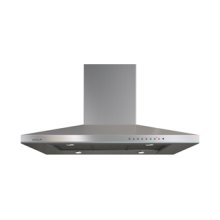 "42"" Cooktop Island Hood - Stainless"