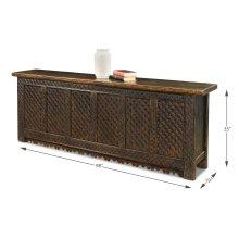 Persian Black Sideboard