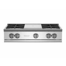 """36"""" RNB Rangetop with 12"""" French Top"""