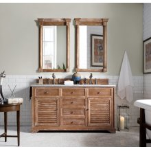 "Savannah 60"" Double Bathroom Vanity"