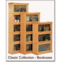 Classic Lawyer Bookcase