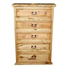 5 Drawer Chest W/ Rope