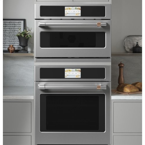 """Cafe 27"""" Smart Five in One Oven with 120V Advantium ® Technology"""